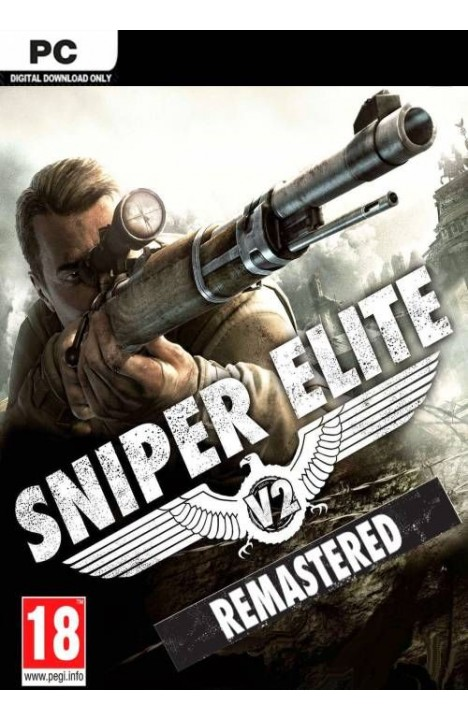 Sniper Elite V2 Remastered - Steam Global CD KEY