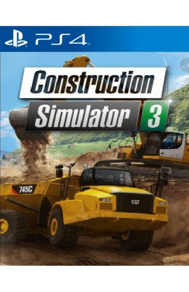 Construction Simulator 3 — Console Edition