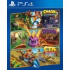 Crash + Spyro Triple Play Bundle INSTANT DOSTAVA SA PayPal/Credit Cards