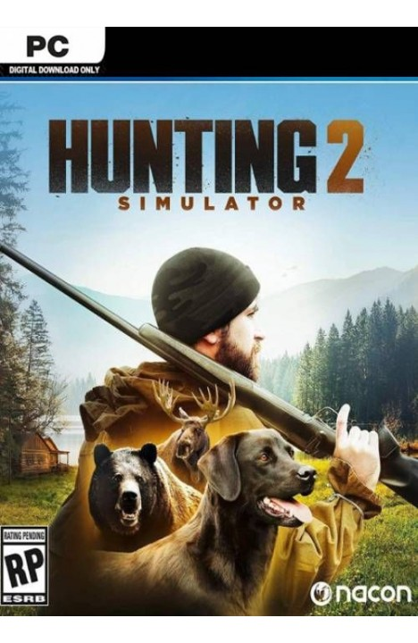 Hunting Simulator 2 - Steam Global CD KEY