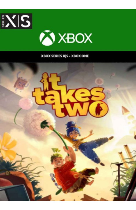 It Takes Two XBOX