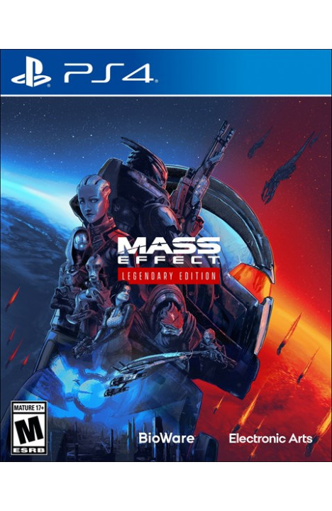 Mass Effect Legendary Edition PreOrder
