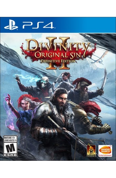 Divinity: Original Sin II - Definitive Edition INSTANT DOSTAVA SA PayPal/Credit Cards
