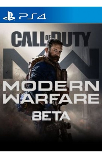 Call of Duty Modern Warfare Beta PS4