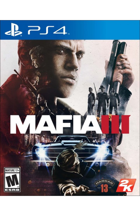 Mafia 3 III Definitive Edition