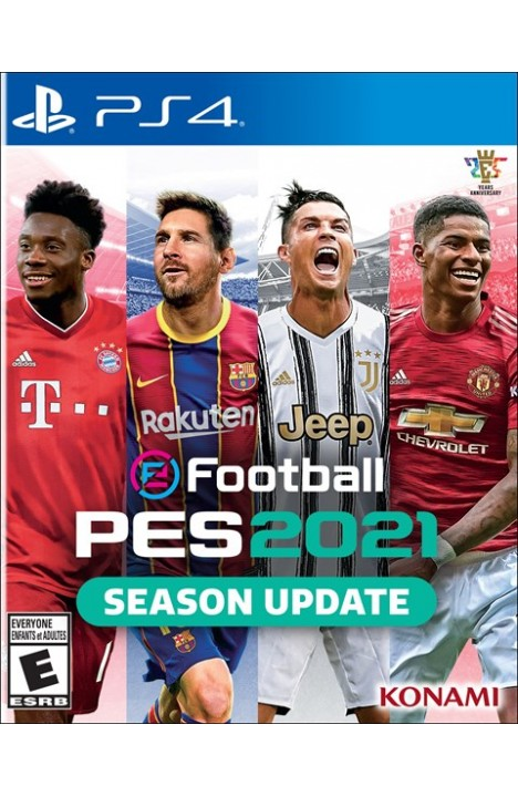 Pes 2021 Season Update EUR Serveri INSTANT DOSTAVA SA PayPal/Credit Cards