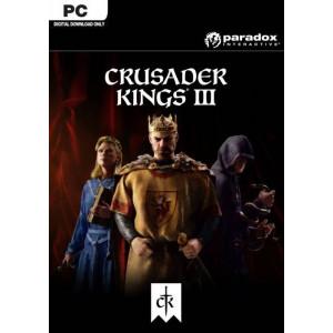 Crusader Kings III - Steam Global CD KEY