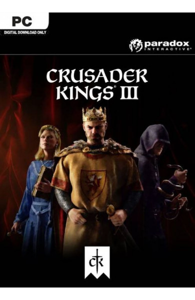 Crusader Kings III - Steam Global CD KEY
