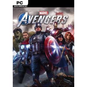Marvels Avengers - Steam Global CD KEY