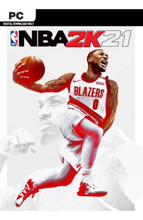 NBA 2K21 - Steam Global CD KEY