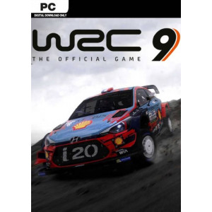 WRC 9 - THE OFFICIAL GAME - Epic Launcher