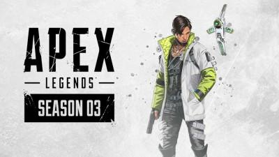 Apex Legends : Sezona 3