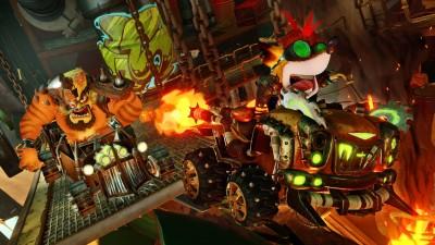 Crash Team Racing u stilu Mad Max-a!