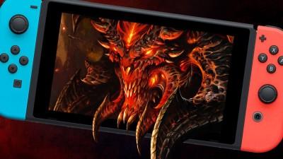 Diablo 3 stiže na Nintendo Switch !