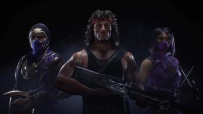 Čuveni Rambo stiže u Mortak Kombat 11!