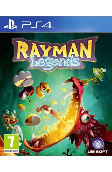 Rayman Legends INSTANT DOSTAVA SA PayPal/Credit Cards