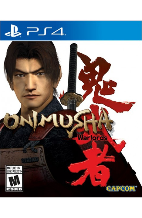 Onimusha: Warlords INSTANT DOSTAVA SA PayPal/Credit Cards