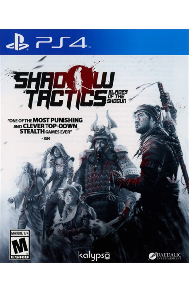 Shadow Tactics: Blades of the Shogun INSTANT DOSTAVA SA PayPal/Credit Cards