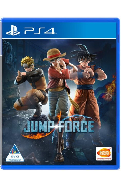 JUMP FORCE INSTANT DOSTAVA SA PayPal/Credit Cards