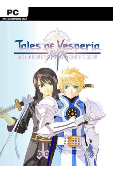 Tales of Vesperia Definitive Edition - Steam Global CD KEY