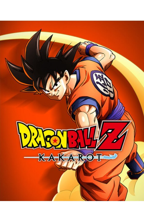 DRAGON BALL Z: KAKAROT - Steam