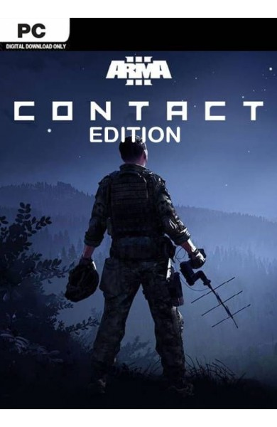 Arma 3 Contact Edition - Steam Global CD KEY