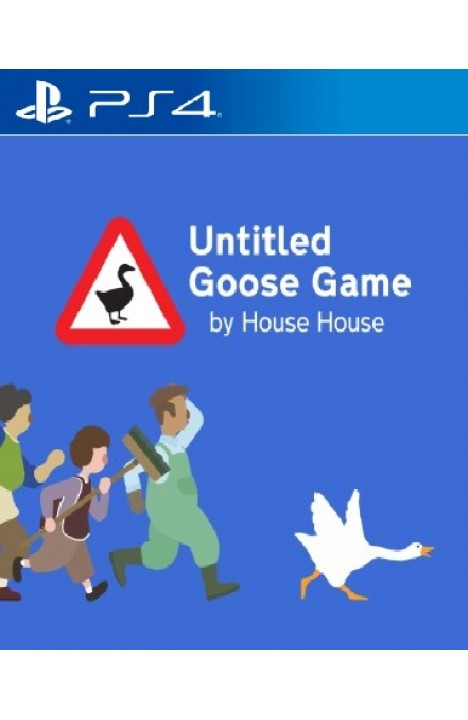 Untitled Goose Game INSTANT DOSTAVA SA PayPal/Credit Cards