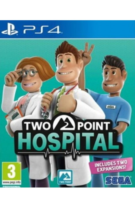 Two Point Hospital INSTANT DOSTAVA SA PayPal/Credit Cards