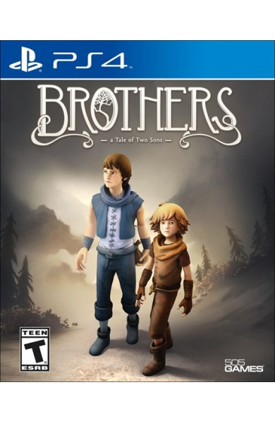 Brothers: a Tale of two Sons INSTANT DOSTAVA SA PayPal/Credit Cards