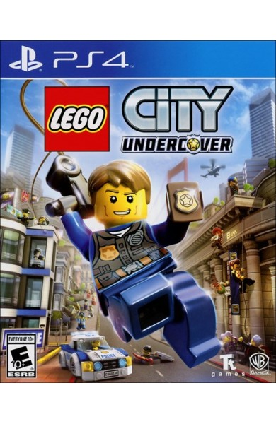 LEGO City Undercover INSTANT DOSTAVA SA PayPal/Credit Cards