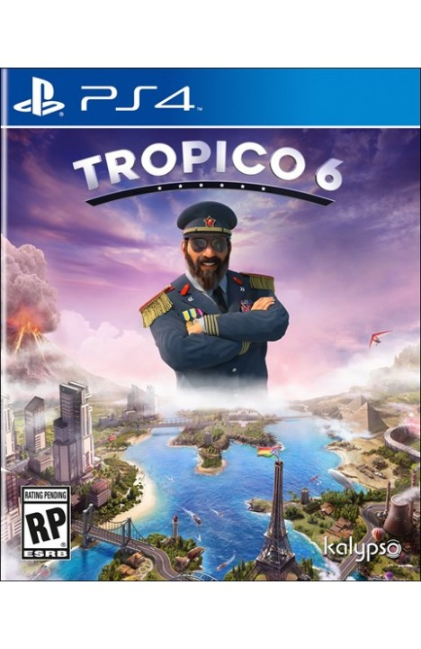 Tropico 6 INSTANT DOSTAVA SA PayPal/Credit Cards