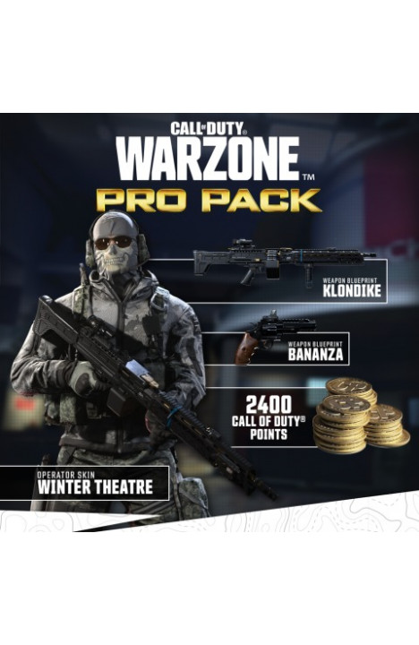 Call of Duty: Warzone - Pro Pack USA Region
