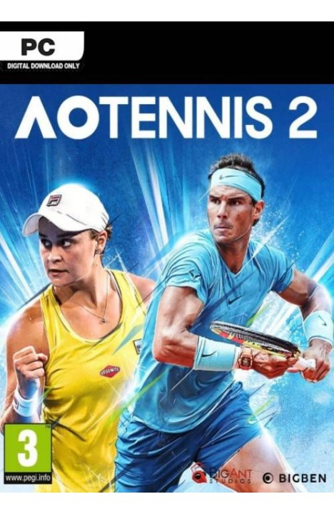AO Tennis 2 - Steam