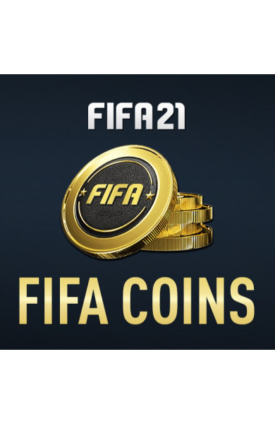 FIFA 21 Ultimate Team coins - PS4/ PS5 100K