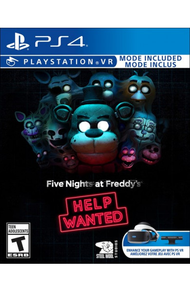Five Nights At Freddys: Help Wanted