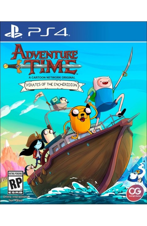 Adventure Time: Pirates of the Enchiridion INSTANT DOSTAVA SA PayPal/Credit Cards