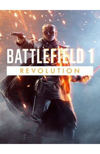 Battlefield 1 REVOLUTION Origin Global CD KEY
