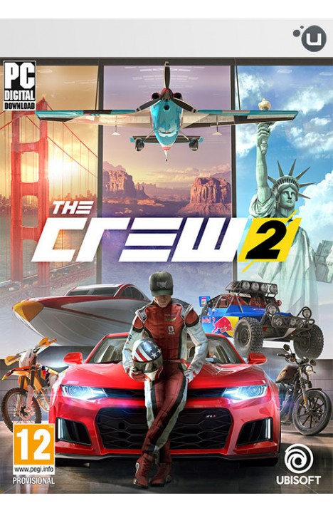 THE CREW 2 GOLD OFFLINE ONLY