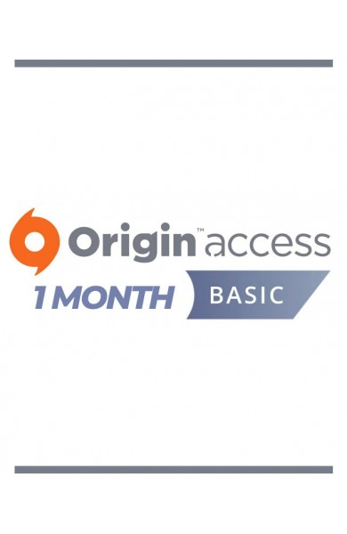 EA ORIGIN ACCESS BASIC KEY za 1 mesec PC