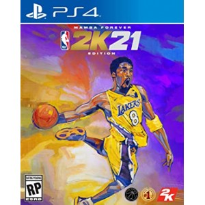 NBA 2K21 Mamba Forever Edition - PRE-ORDER