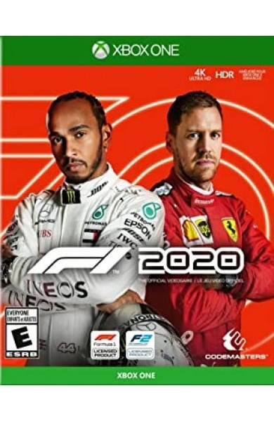 F1 2020 (XBOX ONE) OFFLINE ONLY