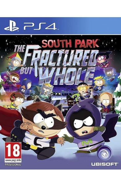 South Park The Fractured But Whole INSTANT DOSTAVA SA PayPal/Credit Cards
