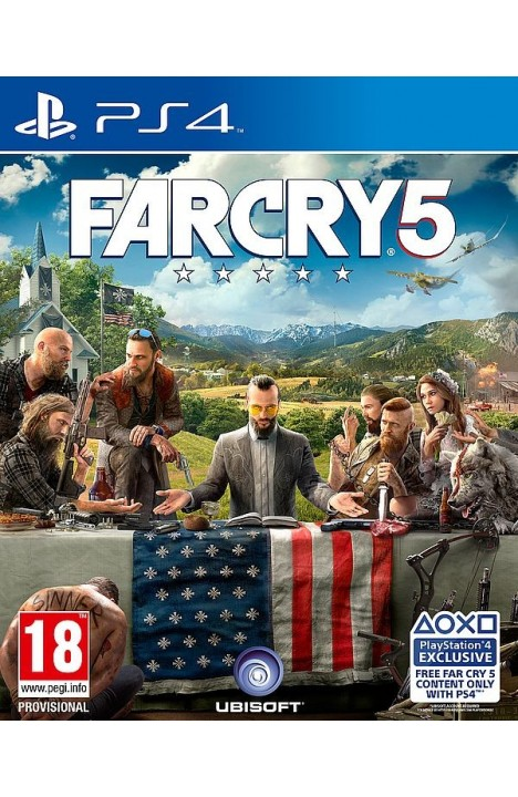 Far Cry 5 INSTANT DOSTAVA SA PayPal/Credit Cards