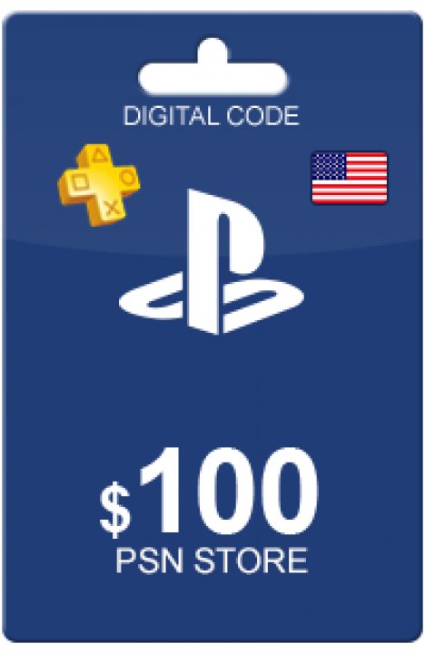 100 USD PSN Card (US)