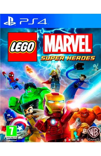 Lego Marvel Super Heroes INSTANT DOSTAVA SA PayPal/Credit Cards