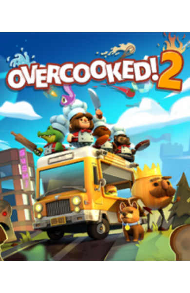 Overcooked! 2 - Steam