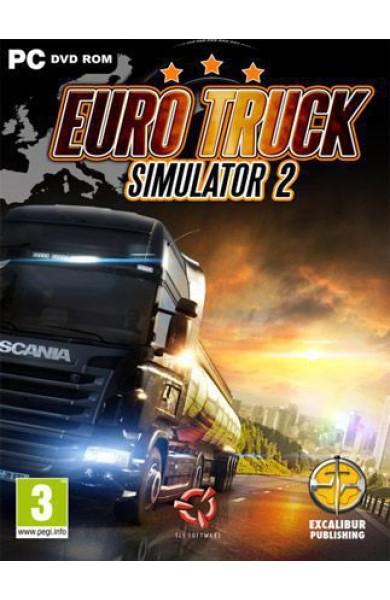 Euro Truck Simulator 2 Steam VPN Aktivacija