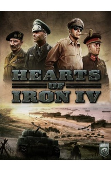 Hearts of Iron IV: Cadet Edition - Steam Global CD KEY
