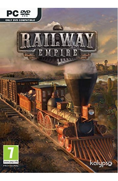 Railway Empire - Steam Global CD KEY