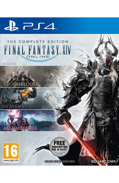 FINAL FANTASY XIV Online Complete Edition INSTANT DOSTAVA SA PayPal/Credit Cards